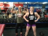 Girl with muscle - Leah D. Johnson, Katia Callegari