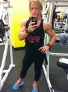 Girl with muscle - Kira Neuman
