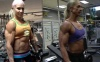 Girl with muscle - Heidi Vuorela / Mindi O'Brien