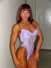 Girl with muscle - Natalia Gorbachova