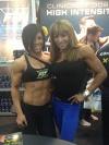 Girl with muscle - Dana Linn Bailey / Karina Nascimento