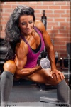 Girl with muscle - Kati Alander