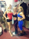 Girl with muscle - ? / Ava Cowan / Karina Nascimento