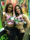 Girl with muscle - Katherynne Ramirez (L) - Melissa Di Bernardo (R)