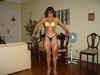 Girl with muscle - Lenny Carvalho