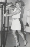 Girl with muscle - Judy Weston