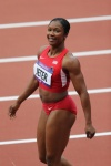 Girl with muscle - Carmelita Jeter