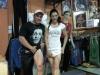 Girl with muscle - Sandra Belen De Oliveira