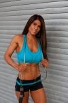 Girl with muscle - Chela Garcia
