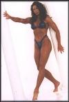Girl with muscle - Carol Semple Marzetta