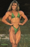 Girl with muscle - Sharon Marvel