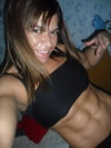Girl with muscle - Lais souza