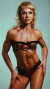 Girl with muscle - Jana Vladimirova