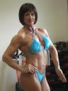 Girl with muscle - Melania Calo