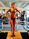 Girl with muscle - Bernadett