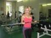Girl with muscle - Valentina Zabiyaka
