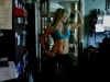 Girl with muscle - Tammy Solinski