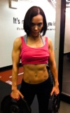 Girl with muscle - Vanessa Tib
