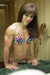 Girl with muscle - Ann Bernard