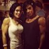Girl with muscle - Vanessa Tib / Dana Linn Bailey