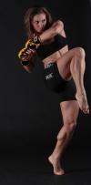 Girl with muscle - Aleksandra Albu