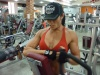 Girl with muscle - Darlene Escano-Williams