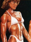 Girl with muscle - Candis Caldwell