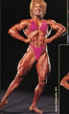 Girl with muscle - Laura Creavalle