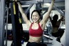 Girl with muscle - Lee Jin Won