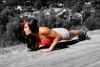 Girl with muscle - Jen Aragon