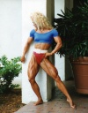 Girl with muscle - Clifta Coulter Perez