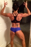 Girl with muscle - ffj5701 on Bodyspace