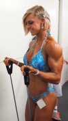 Girl with muscle - Emillie-Jean Bisgrove-Cole