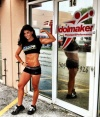 Girl with muscle - Michelle Otero