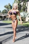 Girl with muscle - Katelyn Hasley
