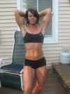 Girl with muscle - Darann Warner