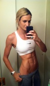 Girl with muscle - Molly Mulcahy (MoBeast87)
