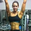 Girl with muscle - Hayley Freeman