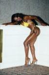 Girl with muscle - Debra Dunn