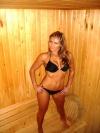 Girl with muscle - Victoria Shestakova