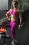 Girl with muscle - Nicole Eccel