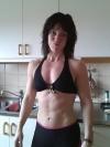 Girl with muscle - josefin