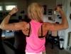 Girl with muscle - Stine Moen Nilsen