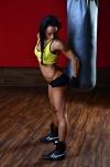 Girl with muscle - adrienn csorgo