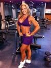 Girl with muscle - Elvimar Sanchez