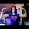 Girl with muscle - danielle