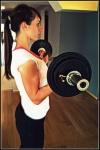 Girl with muscle - Natalija Sirovica