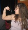 Girl with muscle - Nevena Novovic