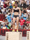 Girl with muscle - Julie Foucher (xfit)