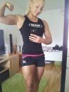 Girl with muscle - Freja Lindberg